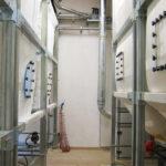 Fabric silos