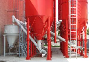 Types of silos